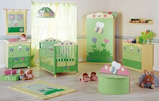 Come arredare la stanzetta dei bambini tutta carlotta - Arredare camera bambini ...