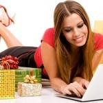 shopping online di vestiti e scarpe
